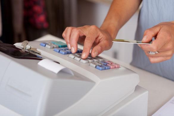 Sprzedaż na kasie fiskalnej