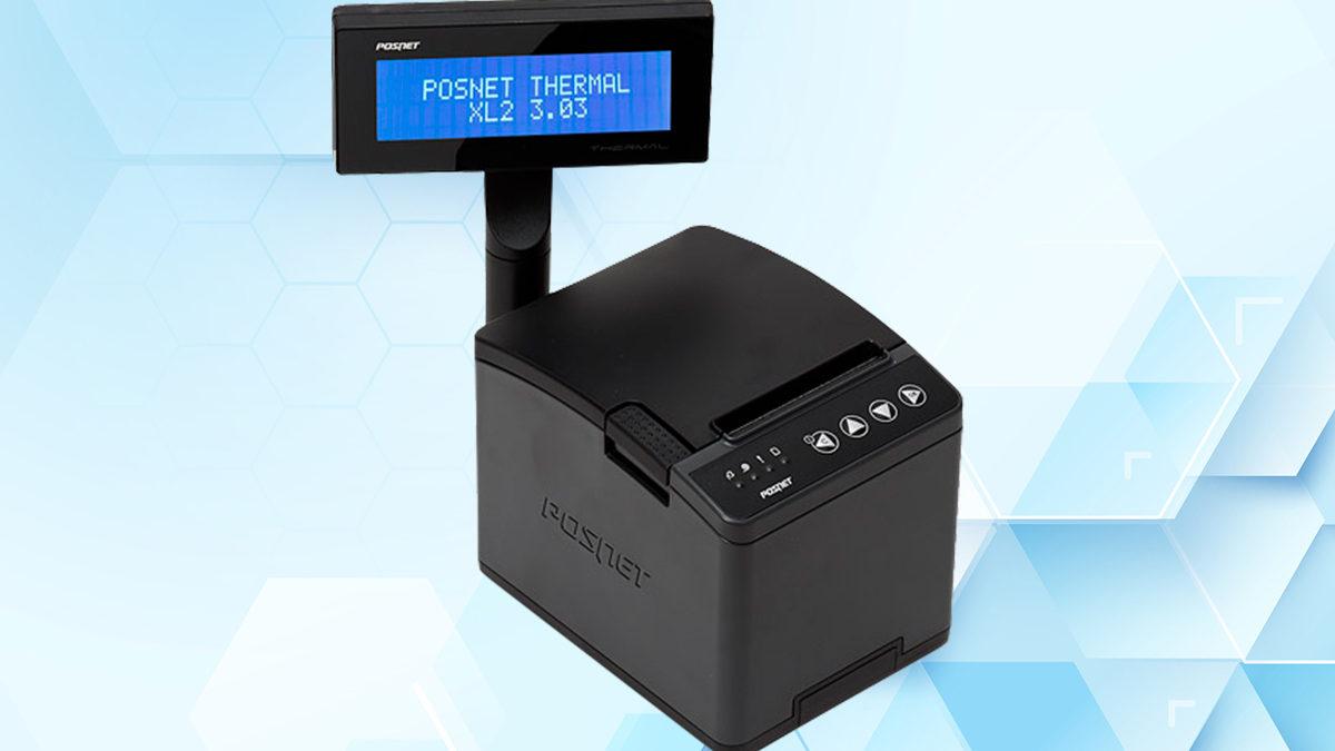 Nowa wersja drukarki fiskalnej Posnet Thermal XL