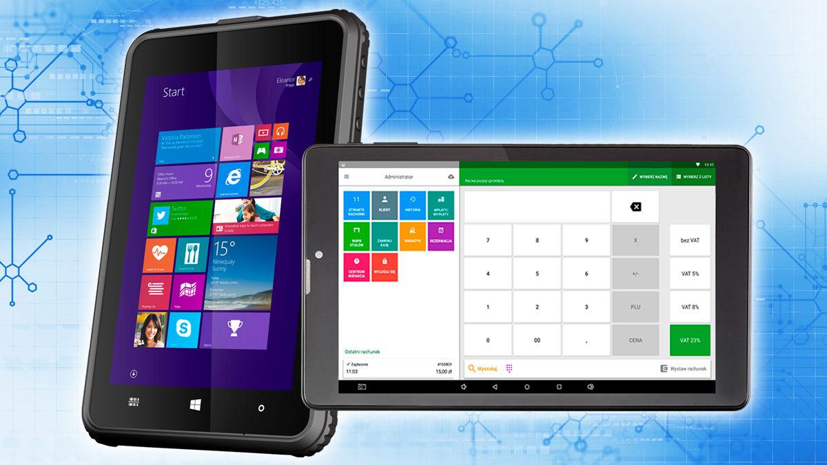 Mobilnie na każdym kroku, czyli tablet kasjerski w akcji!