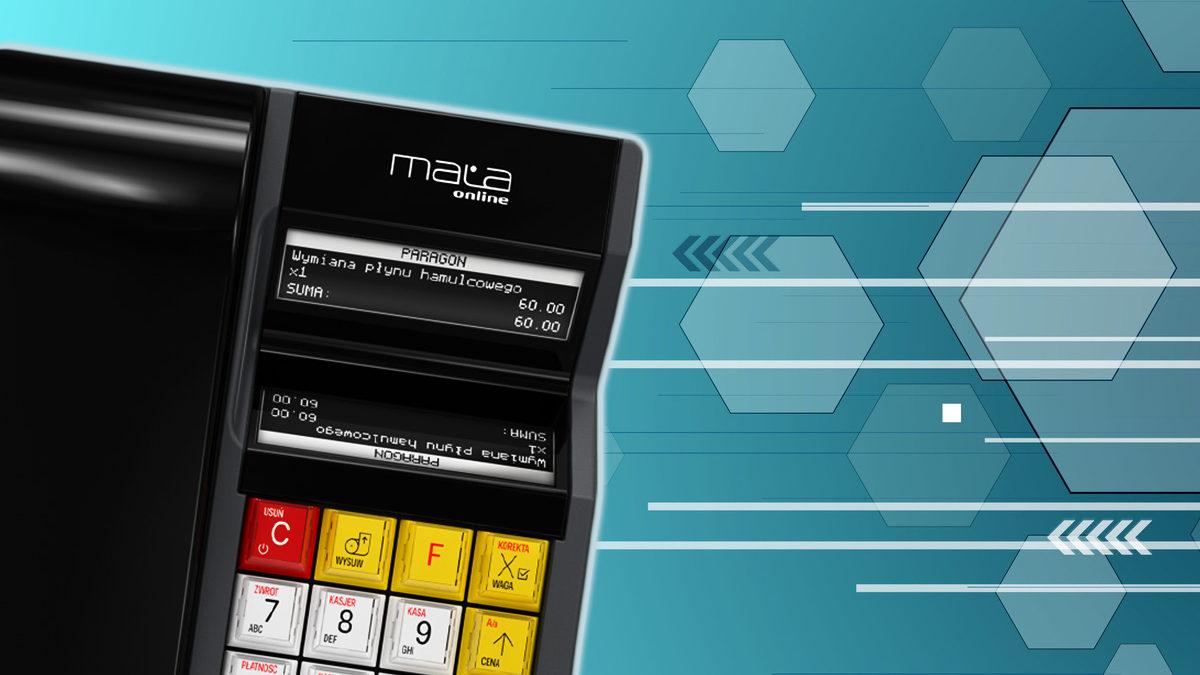 Pierwsza homologacja dla kasy fiskalnej online