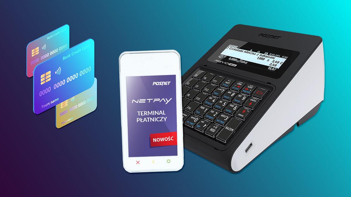 Posnet Netpay – co oferuje kompaktowy terminal płatniczy?