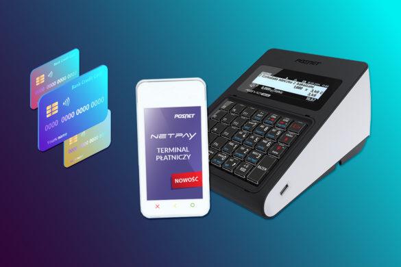 Netpay - terminal płatniczy marki Posnet
