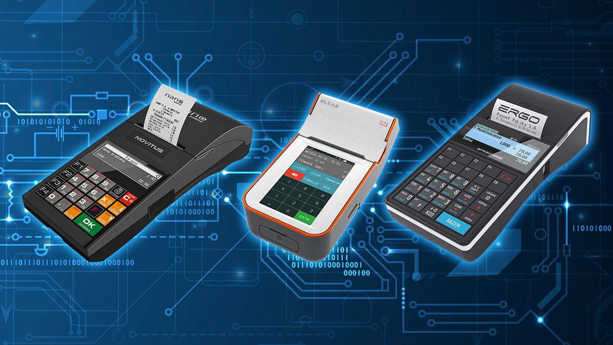 Trzy popularne kasy w wersjach online – Ergo Online, Nano Online, K10 Online