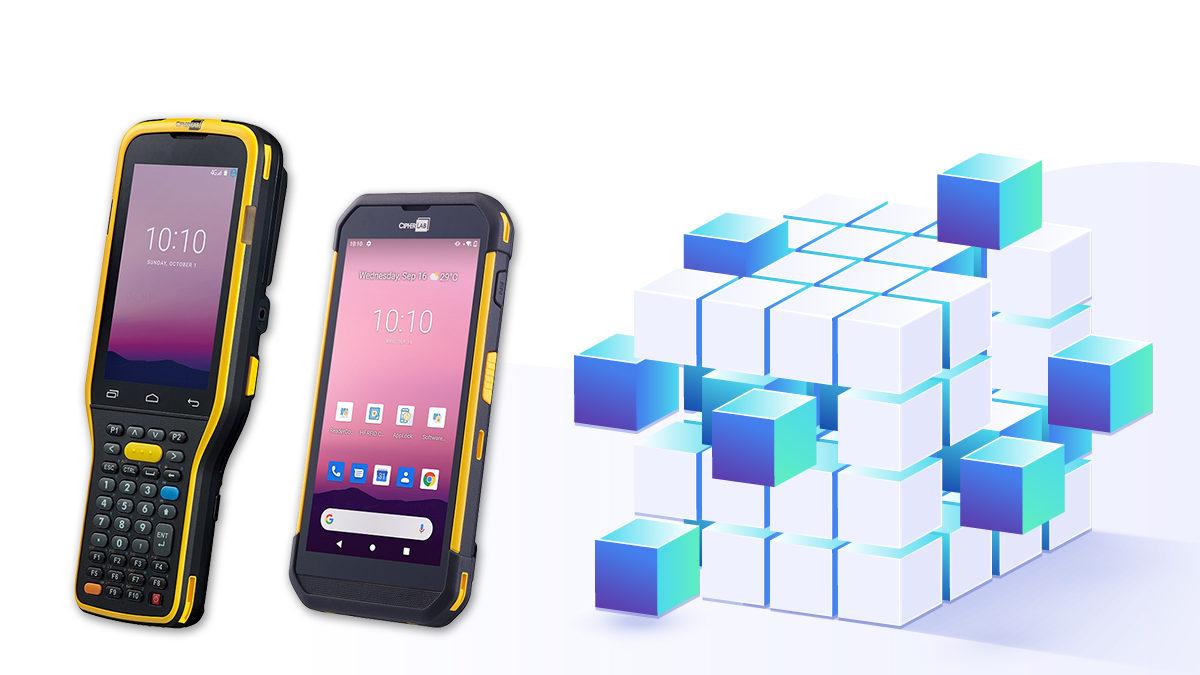 Kolektor danych – urządzenie z ekranem dotykowym i popularnym systemem