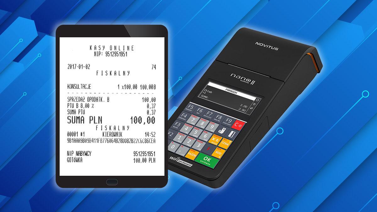 E-paragony – co z elektronicznymi dowodami sprzedaży z kas fiskalnych online?
